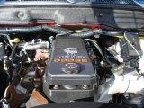 2007 Dodge Ram 3500 SLT Quad Cab 4x4 Dually 6.7 Liter OHV 24-Valve Turbo Diesel Inline 6 Cylinder Engine