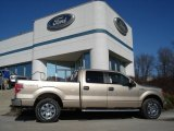 2012 Pale Adobe Metallic Ford F150 XLT SuperCrew 4x4 #60561361