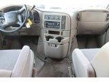 2001 Chevrolet Astro LS Passenger Van Dashboard