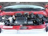 2001 Chevrolet Astro LS Passenger Van 4.3 Liter OHV 12-Valve Vortec V6 Engine