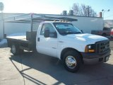 2005 Oxford White Ford F350 Super Duty XL Regular Cab Chassis #60562033