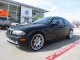 2001 Jet Black BMW 3 Series 330i Coupe #60561694