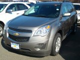 2012 Graystone Metallic Chevrolet Equinox LT AWD #60561267