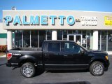 2010 Tuxedo Black Ford F150 Platinum SuperCrew 4x4 #60561642