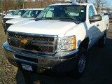 2012 Chevrolet Silverado 2500HD LS Regular Cab 4x4 Data, Info and Specs