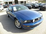 2006 Vista Blue Metallic Ford Mustang GT Premium Coupe #60561635