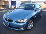 2008 Atlantic Blue Metallic BMW 3 Series 328xi Coupe #60561588