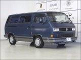 Volkswagen Vanagon 1991 Data, Info and Specs
