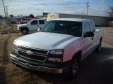 2006 Summit White Chevrolet Silverado 1500 LS Extended Cab #60624902