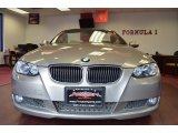 2007 Platinum Bronze Metallic BMW 3 Series 335i Convertible #60624730