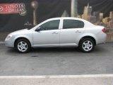 2007 Ultra Silver Metallic Chevrolet Cobalt LS Sedan #6043717