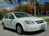 2007 Summit White Chevrolet Cobalt LS Sedan #6045963