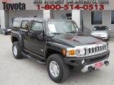 2009 Black Hummer H3  #60624673