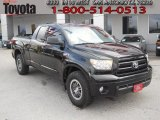 2011 Black Toyota Tundra TRD Rock Warrior Double Cab 4x4 #60624672