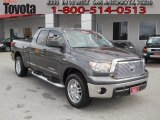2011 Magnetic Gray Metallic Toyota Tundra Texas Edition Double Cab #60624656