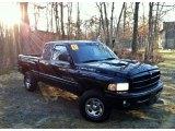 2001 Black Dodge Ram 1500 Sport Club Cab 4x4 #60625002