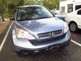 2008 Glacier Blue Metallic Honda CR-V LX #60624616