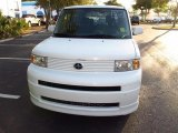 2005 Scion xB Polar White