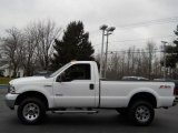 2007 Ford F350 Super Duty XLT Regular Cab 4x4 Data, Info and Specs