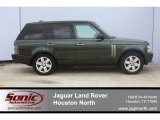 Tonga Green Pearl Land Rover Range Rover in 2005