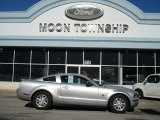 2009 Brilliant Silver Metallic Ford Mustang V6 Coupe #60656869