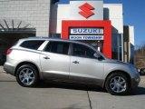 2008 Platinum Metallic Buick Enclave CXL AWD #60656861
