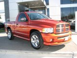 2005 Go ManGo! Dodge Ram 1500 SLT Daytona Regular Cab #6055969