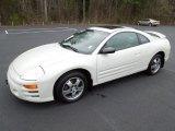 2003 Dover White Pearl Mitsubishi Eclipse GS Coupe #60657050
