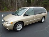 1999 Chrysler Town & Country Champagne Pearl