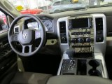 2012 Dodge Ram 1500 Mossy Oak Edition Crew Cab 4x4 Dashboard
