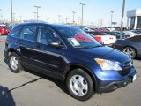 2007 Royal Blue Pearl Honda CR-V LX 4WD #60657021
