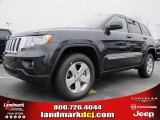 2012 Maximum Steel Metallic Jeep Grand Cherokee Laredo X Package #60656812