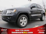2012 Maximum Steel Metallic Jeep Grand Cherokee Laredo X Package #60656811