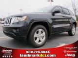 2012 Maximum Steel Metallic Jeep Grand Cherokee Laredo X Package #60656811