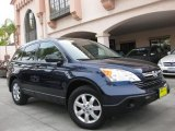 2009 Royal Blue Pearl Honda CR-V EX #60656796