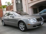 2004 Pewter Silver Metallic Mercedes-Benz S 430 Sedan #60656793