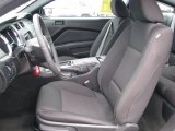 2012 Ford Mustang GT Coupe Front Seat