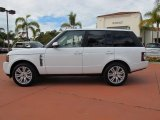 2012 Land Rover Range Rover HSE LUX Data, Info and Specs