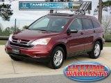 2010 Tango Red Pearl Honda CR-V EX #60657117