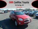 2011 Barcelona Red Metallic Toyota RAV4 Limited #60656937