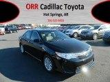 2012 Attitude Black Metallic Toyota Camry LE #60656935