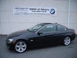 2007 Black Sapphire Metallic BMW 3 Series 335i Coupe #60656932