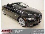 2009 Black Sapphire Metallic BMW 3 Series 328i Convertible #60656907