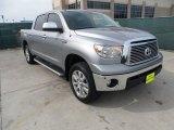 2010 Silver Sky Metallic Toyota Tundra Limited CrewMax #60656888