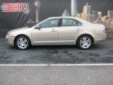 2008 Dune Pearl Metallic Ford Fusion SEL V6 #6043724
