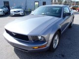 2006 Tungsten Grey Metallic Ford Mustang V6 Premium Coupe #60696538