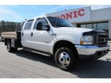 2004 Ford F350 Super Duty Lariat Crew Cab Dually Stake Truck Data, Info and Specs