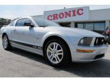 2006 Satin Silver Metallic Ford Mustang GT Premium Coupe #60696265