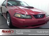 2003 Redfire Metallic Ford Mustang GT Coupe #60696507
