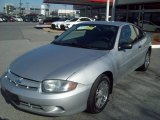 2003 Ultra Silver Metallic Chevrolet Cavalier Coupe #60696489